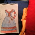Trossfrau sketch